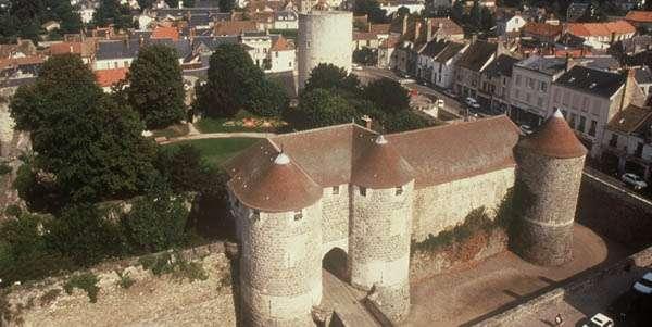 Dourdan Castle