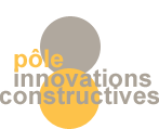 Logo pôles innovations constructives