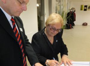 Signature du projet Colibri