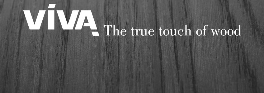Tafisa Canada's new VIVA texture offers The true touch of wood™.