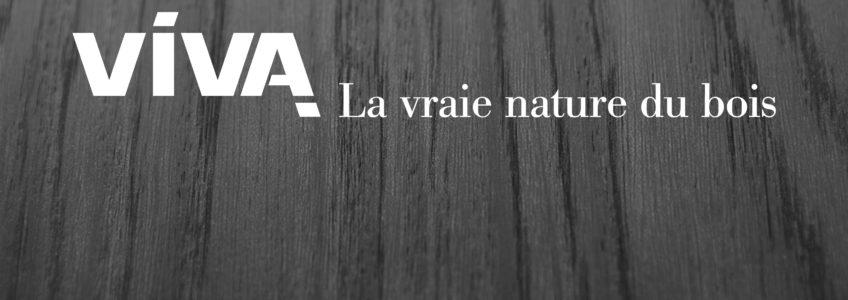 La nouvelle texture VIVA de Tafisa Canada vous offre La vraie nature du boisMC